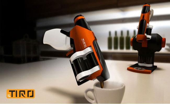il-Tiro espresso pistol