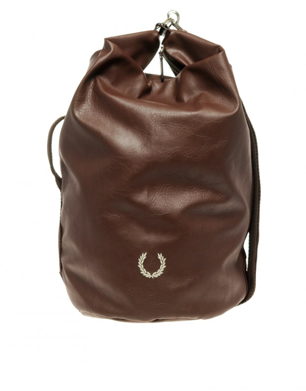 Fred Perry duffle bag