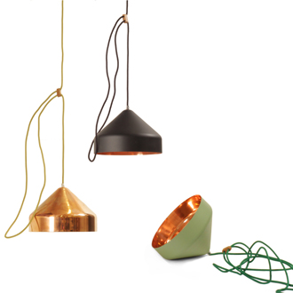Lloop lampe fra Vij5