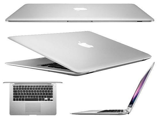 macbook air Macbook Air 2011 modellen