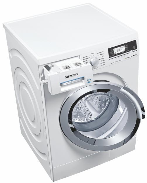 endelig en vaskemaskine der doserer vaskemiddel selv hurra for siemens s ren smed stergaard. Black Bedroom Furniture Sets. Home Design Ideas